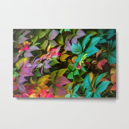 A thousand autumns Metal Print