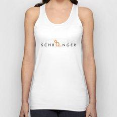 Schrödinger Unisex Tank Top