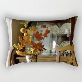 Giving Thanks For Blessings Of Life Rectangular Pillow