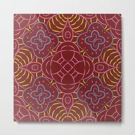 seamless pattern Metal Print