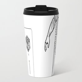 Your suffering will be legendary, even in the bookcase aisle. Travel Mug