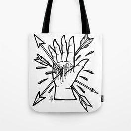 Some Cupid Kill Tote Bag