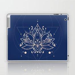Lotus Dark Laptop & iPad Skin