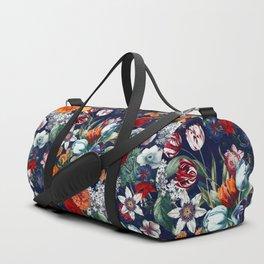 Night Garden XXXV Duffle Bag