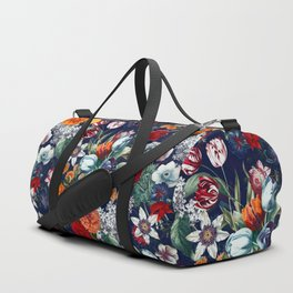 Night Garden XXXV Duffle Bag