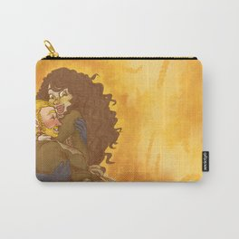 Harvest Gold Carry-All Pouch