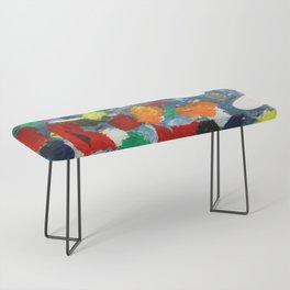 The Artist's Palette Bench