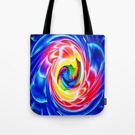 Abstract perfektion 86 Tote Bag