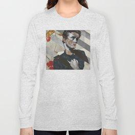 Egon Schiele's Self Portrait & James Long Sleeve T-shirt