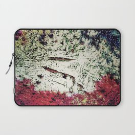 To Camouflage in Happiness #SWIM Laptop Sleeve