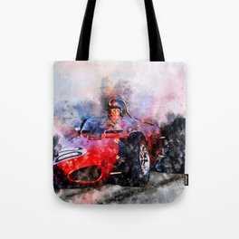 Wolfgang von Trips, 156 sharknose Tote Bag