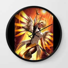 mercy watch Wall Clock