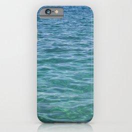 The Sea iPhone Case