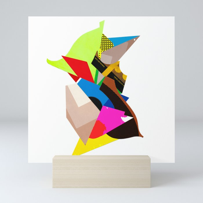 The Sum is Not the Total Mini Art Print