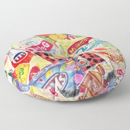 GOODIE BAG Floor Pillow