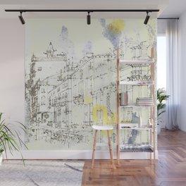 Nothing,my dear, endures Wall Mural