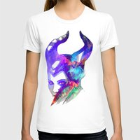 maleficent T-shirts featuring Maleficent by Ryky