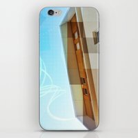 frames iPhone & iPod Skins featuring frames by katzuyoshi