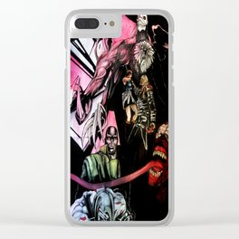 We Make Your Nightmare Come True Clear iPhone Case