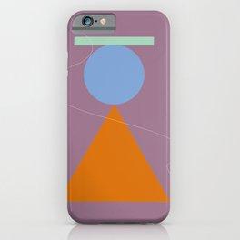 Identification Marks iPhone Case