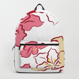 Poinsettia - 4 colors Backpack