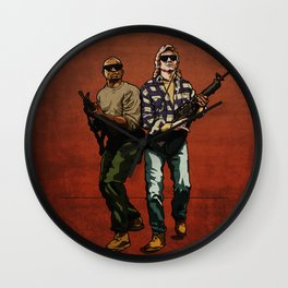 They Live Wall Clock