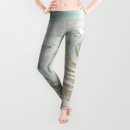 Sea Foam Leggings