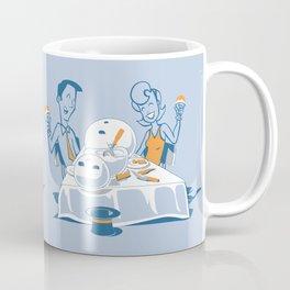 Neighbors Ate My Snowman Coffee Mug