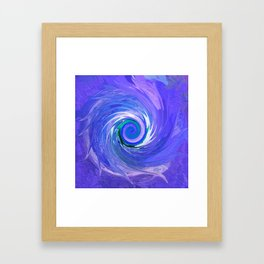 Abstract Mandala 282 Framed Art Print