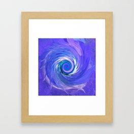 Abstract Mandala 282 Framed Art Print