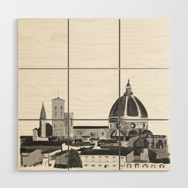 Firenze Wood Wall Art