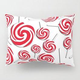Candy Swirls-Large Pillow Sham