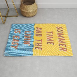 Summertime - A Hell Songbook Edition Rug