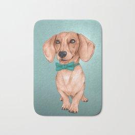 Dachshund, The Wiener Dog Bath Mat