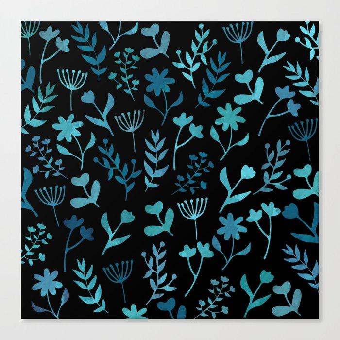Lovely Pattern XIV Canvas Print