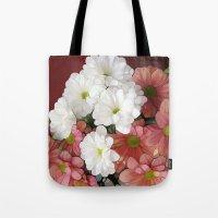 geisha Tote Bags featuring Geisha by Joke Vermeer