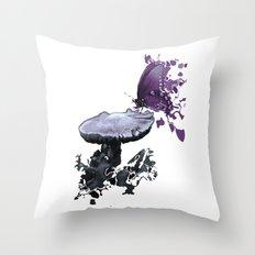 Mystic Majesty  Throw Pillow