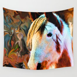 Painted Pony Wall Tapestry