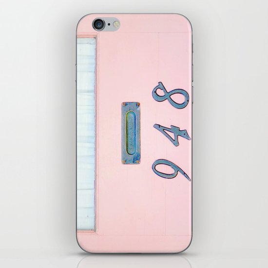 Every Letter iPhone & iPod Skin