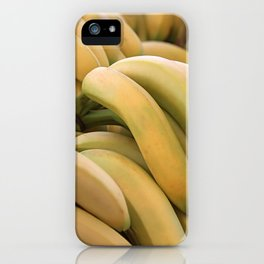 banana from the greengrocer iPhone Case