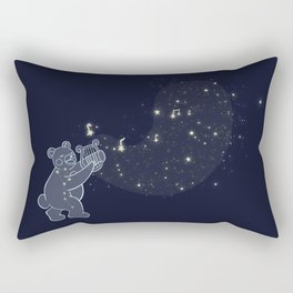Dancing with the stars Rectangular Pillow