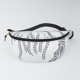 Weeping Willow Tree Fanny Pack
