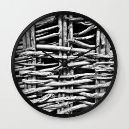 Madeira Basket Ride Wall Clock
