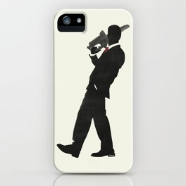 A Psycho iPhone Case