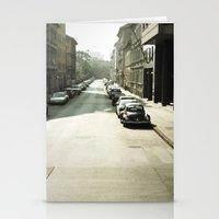 vienna Stationery Cards featuring Vienna, Vienne by jungmin Kim