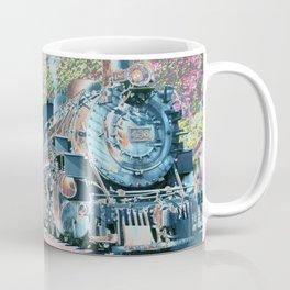 Express Train to Dreamland – Fine Art, Wall Art Décor, Abstract Coffee Mug