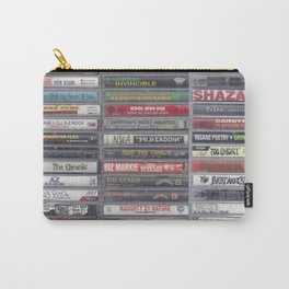 Old 80's & 90's Hip Hop Tapes ver. 7 Carry-All Pouch
