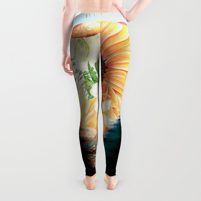Sweet animal #6 Leggings