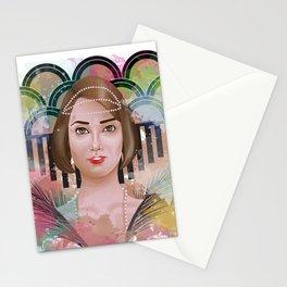 LADY2 Stationery Cards