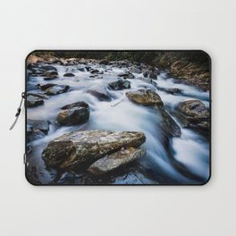 Take Me to the River - Rushing Rapids in the Great Smoky Mountains Laptop Sleeve
